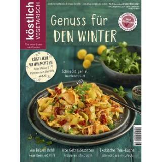 Köstlich Vegetarisch -Herrliche Frühlingsküche