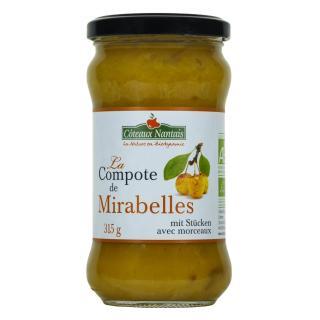 Mirabellen-Kompott