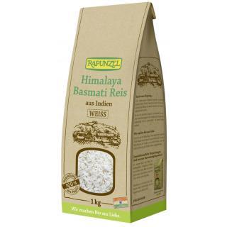 Himalaya Basmati Reis weiß