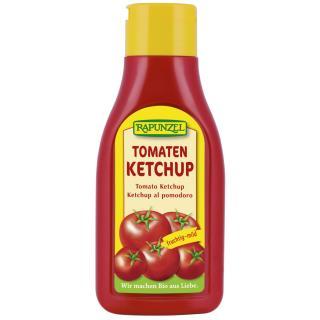 Ketchup in der Squeezeflasche