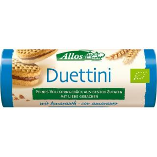 Duettini Mini-Doppelkekse