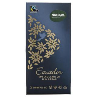 Edelvollmilch Ecuador 42%
