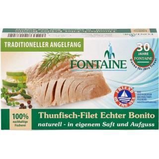 Thunfisch Bonito, naturell