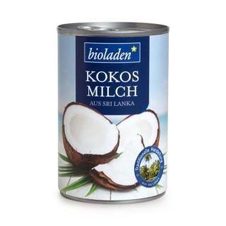 Kokosmilch, 60 % Kokosnussanteil