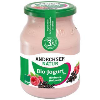 Jogurt Himbeer-Holunder