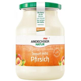 Pfirsichjoghurt