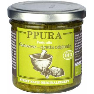 Pesto Genovese-ricetta